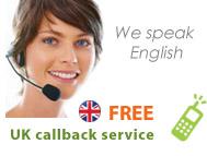 Free callback service !